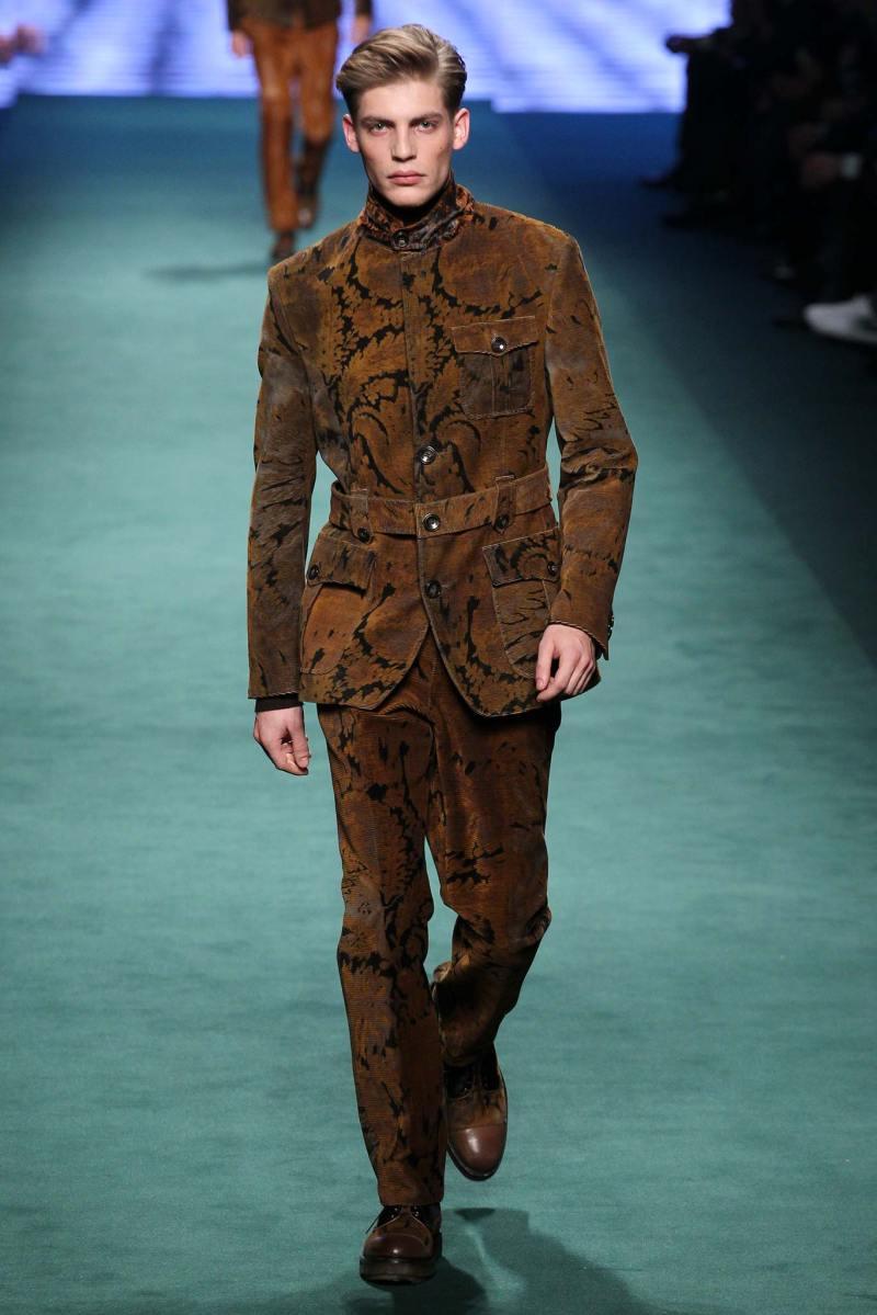 Etro Menswear FW 2015 Milan (1)