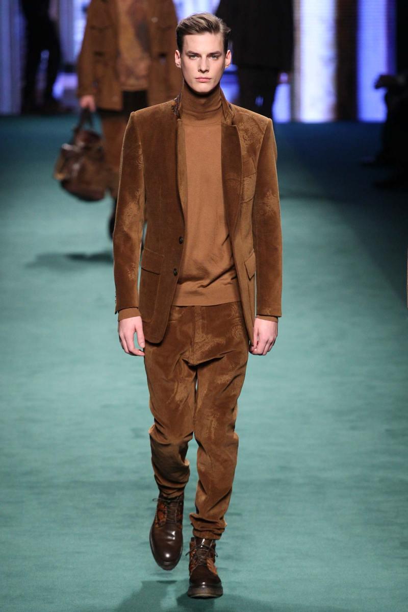 Etro Menswear FW 2015 Milan (15)