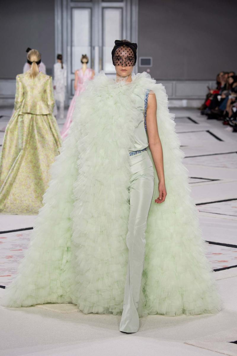 Giambattista Valli Haute Couture SS 2015 Paris