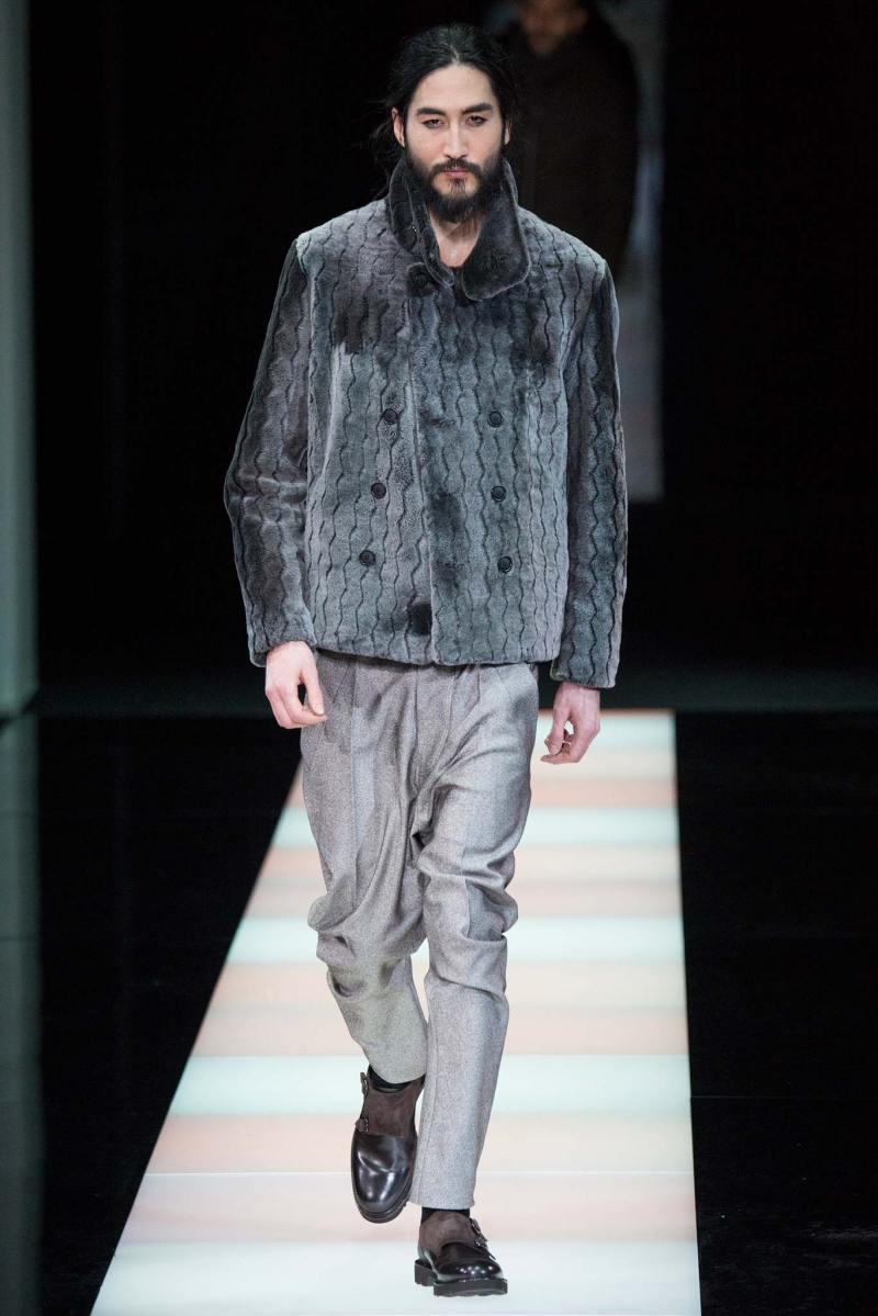 Giorgio Armani Menswear FW 2015 Milan (21)