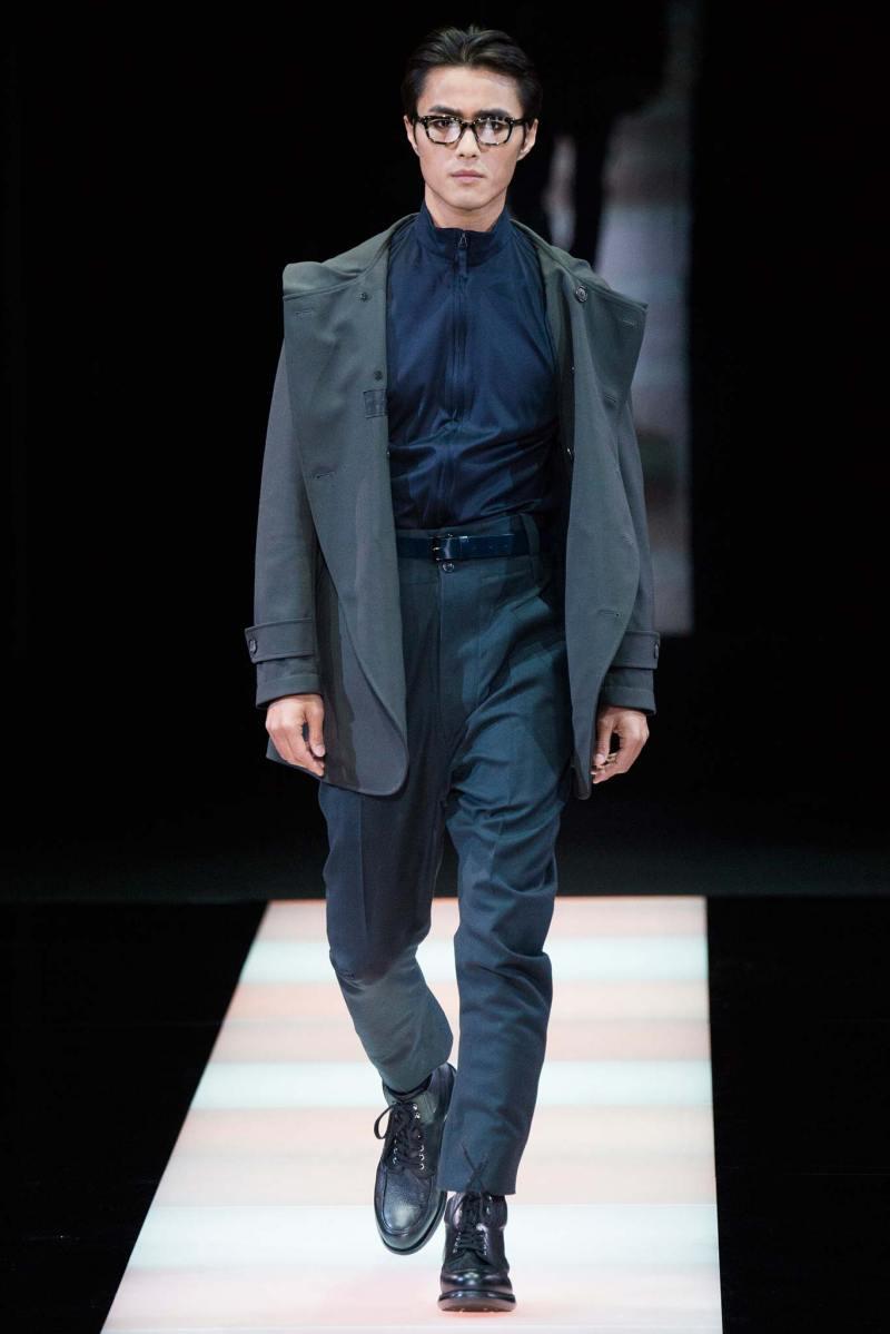 Giorgio Armani Menswear FW 2015 Milan (36)
