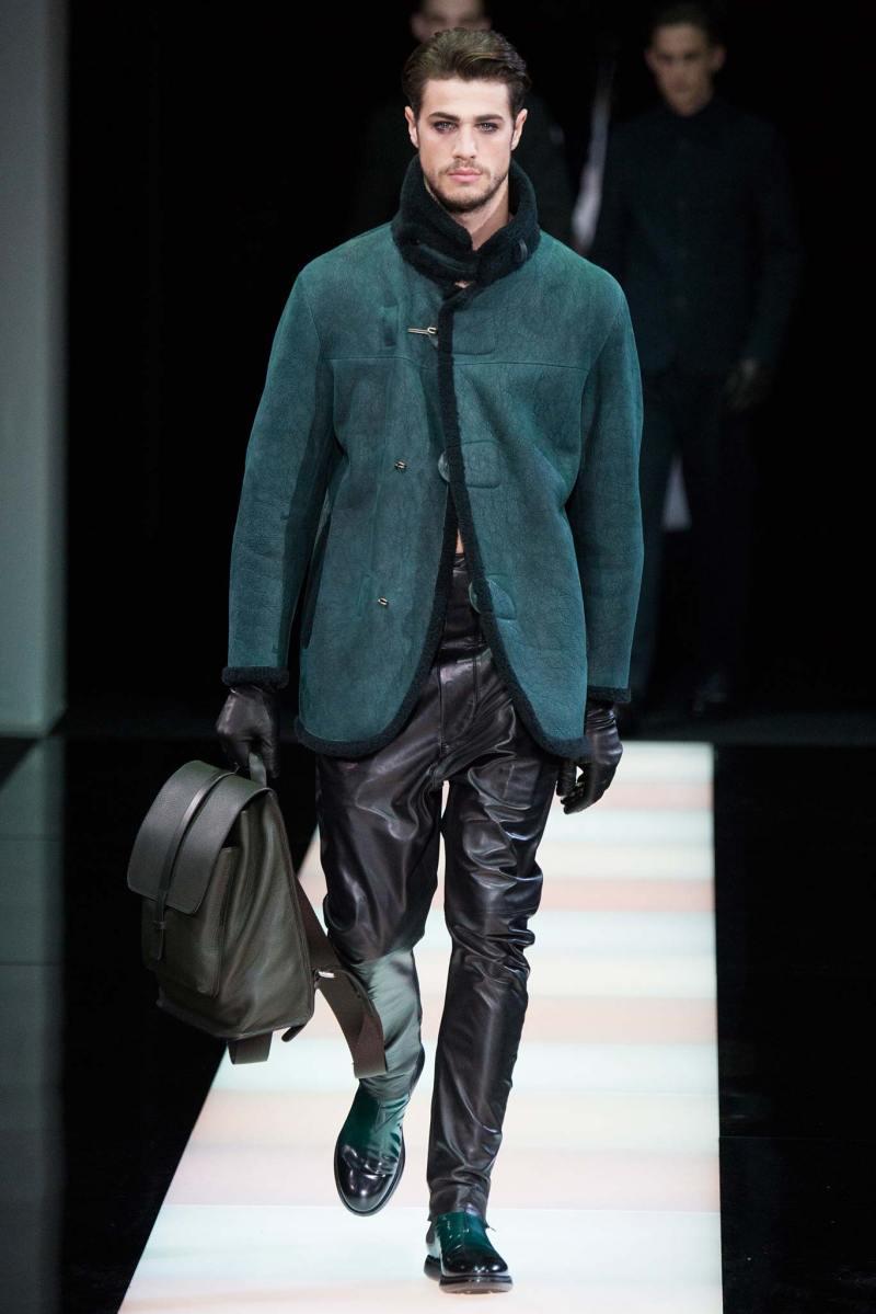 Giorgio Armani Menswear FW 2015 Milan (38)