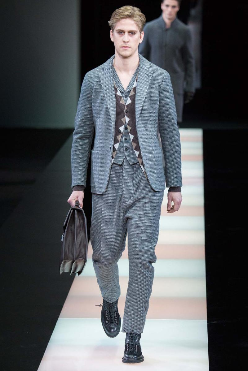 Giorgio Armani Menswear FW 2015 Milan (6)