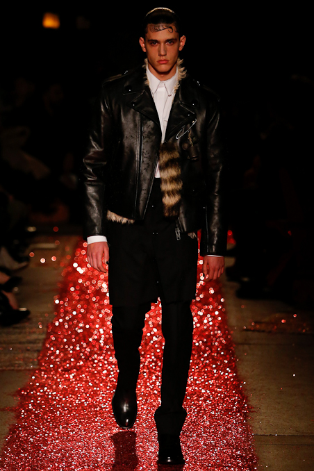 Givenchy Menswear FW 2015 Paris (12)