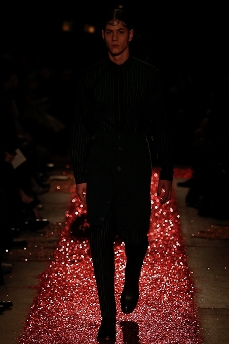 Givenchy Menswear FW 2015 Paris (2)