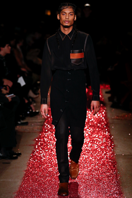 Givenchy Menswear FW 2015 Paris (29)