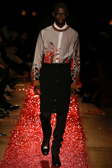 Givenchy Menswear FW 2015 Paris (53)