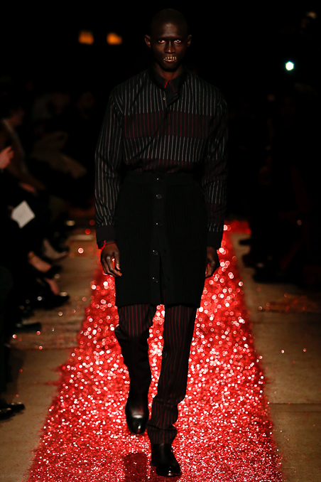 Givenchy Menswear FW 2015 Paris (7)