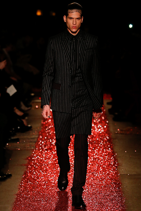 Givenchy Menswear FW 2015 Paris (8)