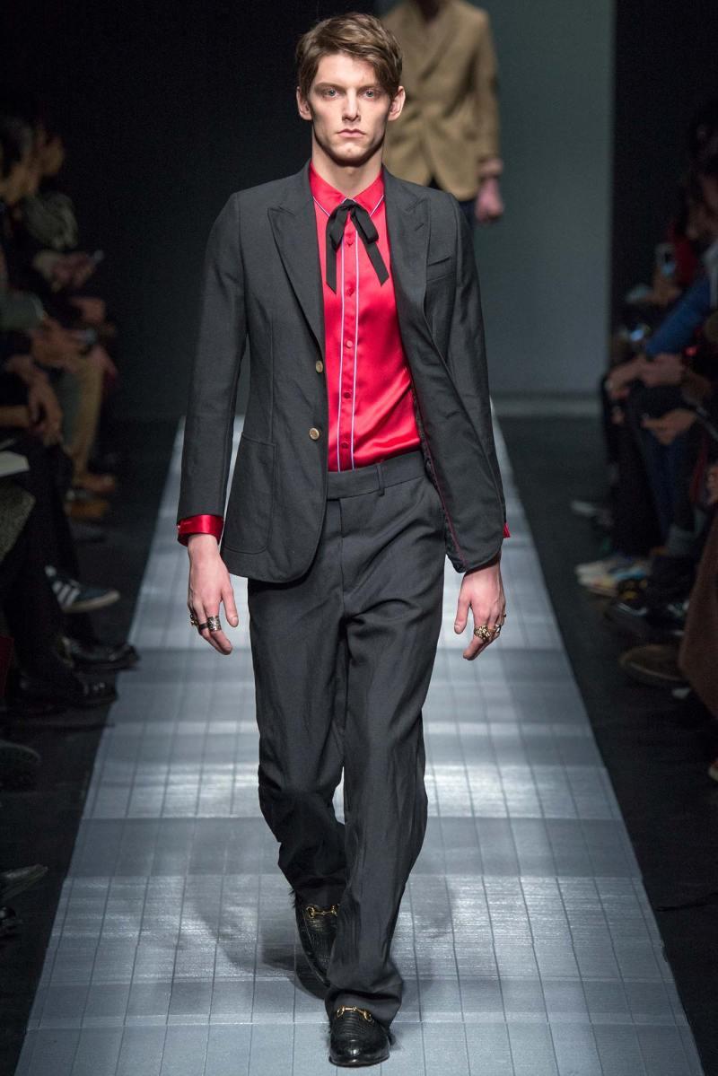 Gucci Menswear FW 2015 Milan (16)