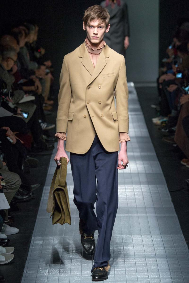 Gucci Menswear FW 2015 Milan (17)