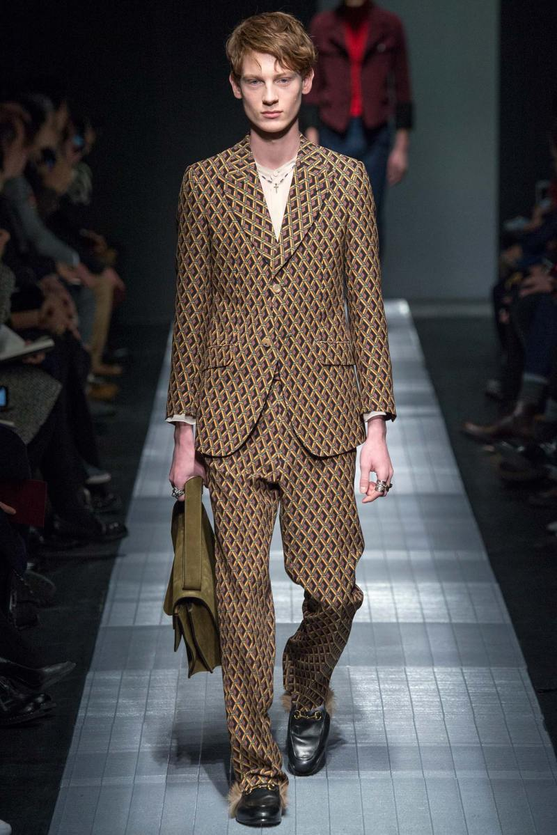 Gucci Menswear FW 2015 Milan (26)