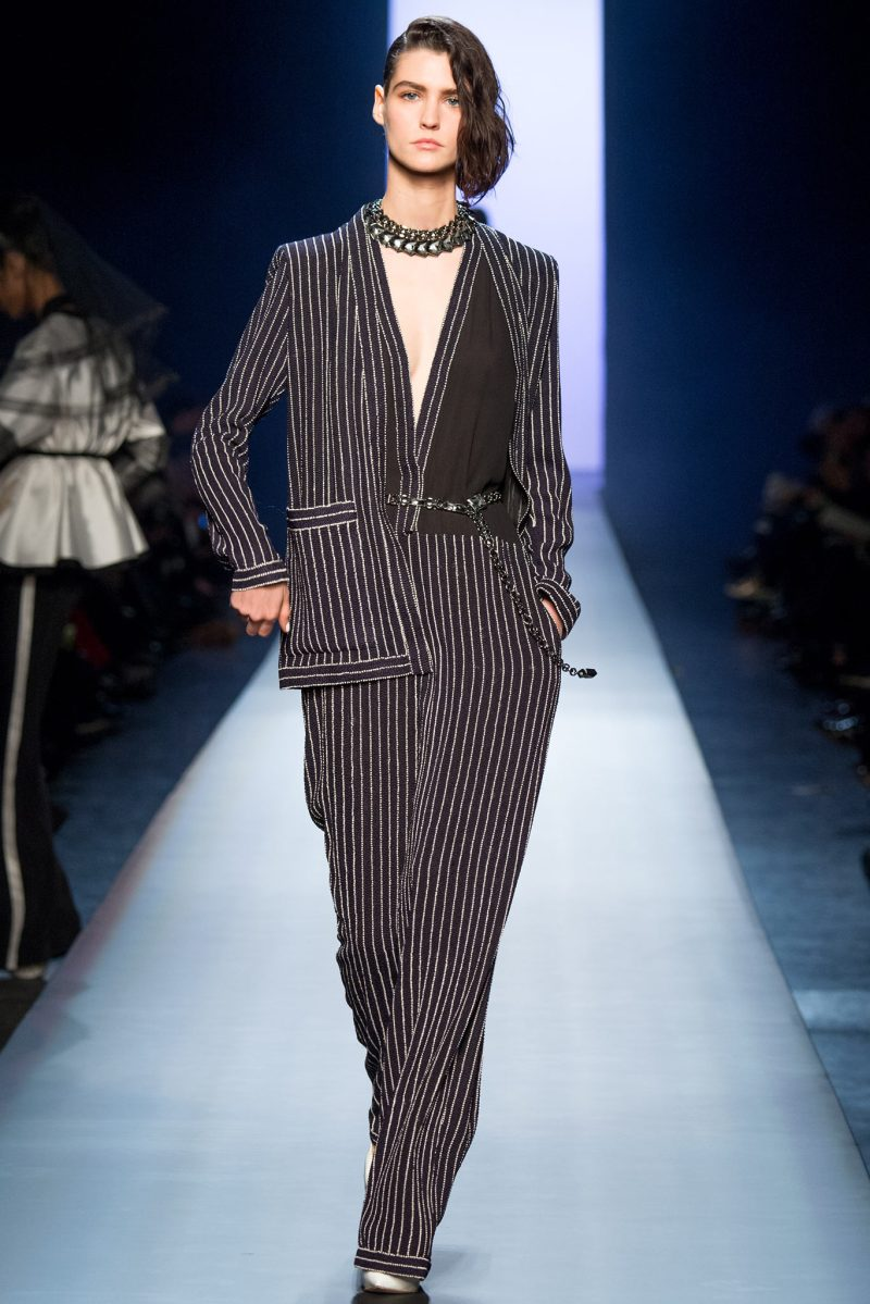 Jean Paul Gaultier Haute Couture SS 2015 Paris (12)