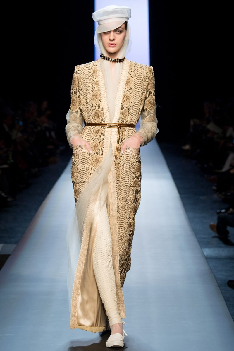 Jean Paul Gaultier Haute Couture SS 2015 Paris (26)
