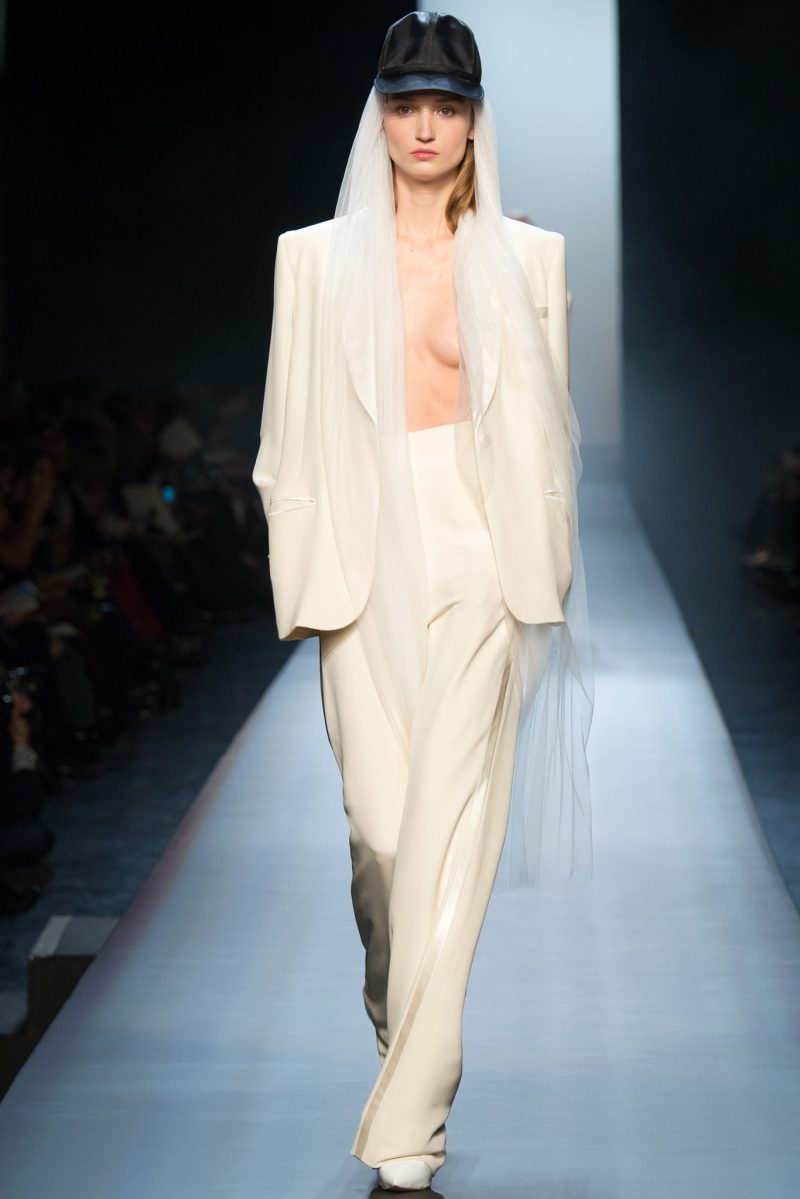 Jean Paul Gaultier Haute Couture SS 2015 Paris (3)