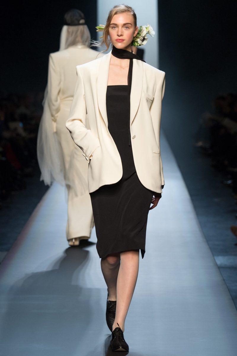 Jean Paul Gaultier Haute Couture SS 2015 Paris (4)