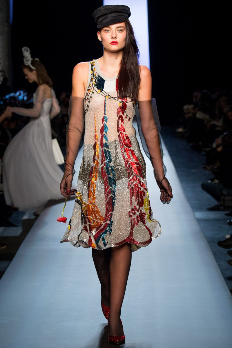 Jean Paul Gaultier Haute Couture SS 2015 Paris (41)