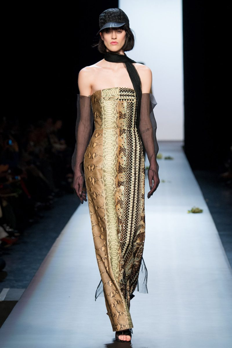 Jean Paul Gaultier Haute Couture SS 2015 Paris (47)