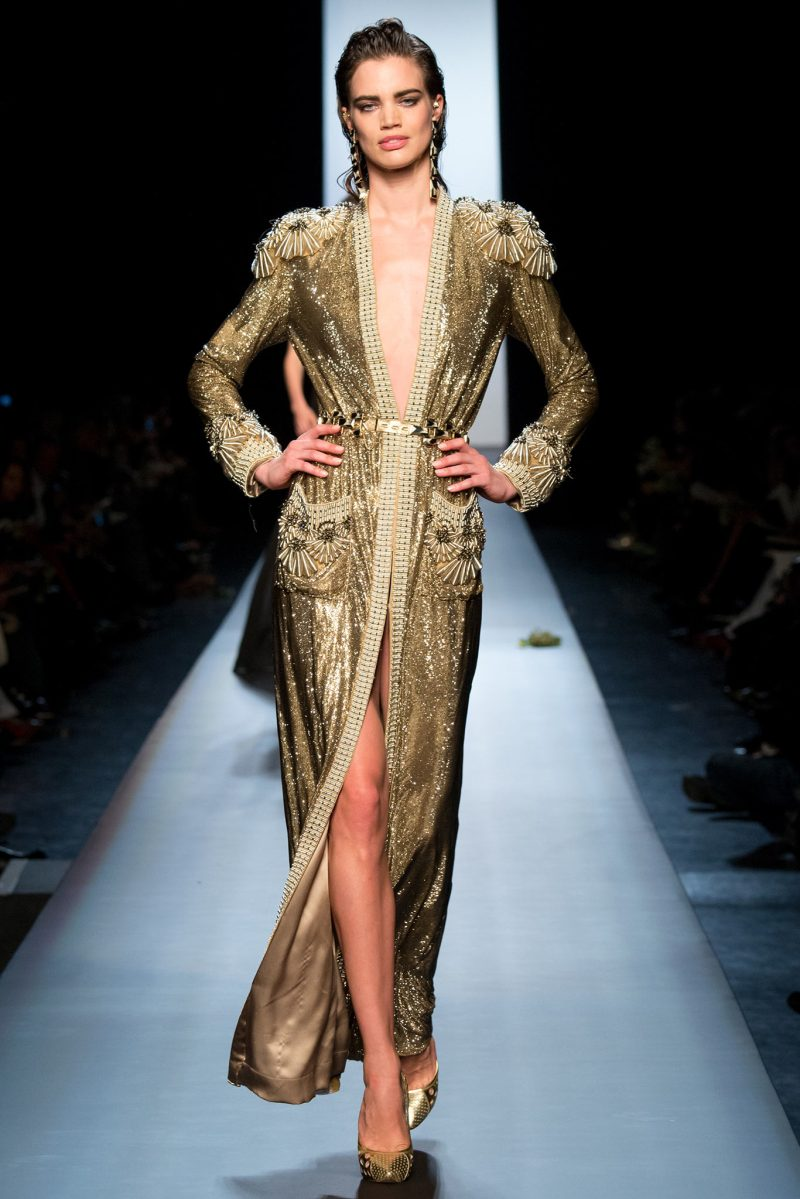 Jean Paul Gaultier Haute Couture SS 2015 Paris (49)