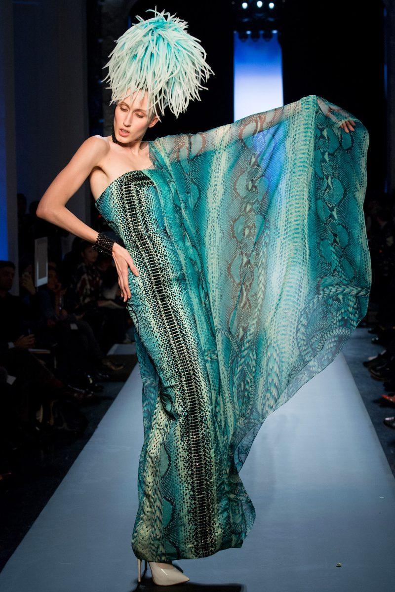 Jean Paul Gaultier Haute Couture SS 2015 Paris (51)