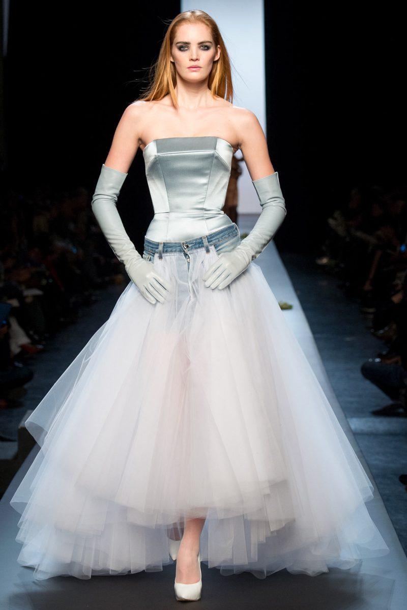 Jean Paul Gaultier Haute Couture SS 2015 Paris (56)
