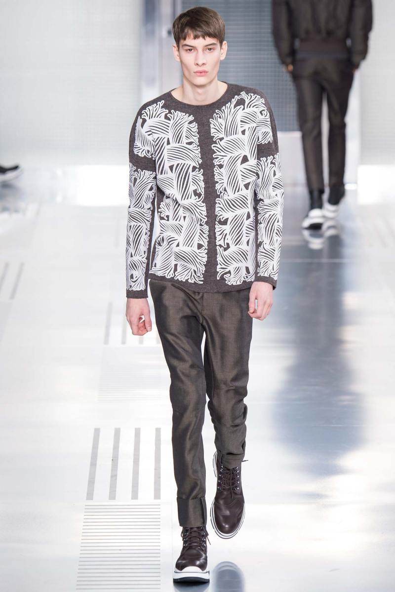 Louis Vuitton Menswear FW 2015 Paris (14)