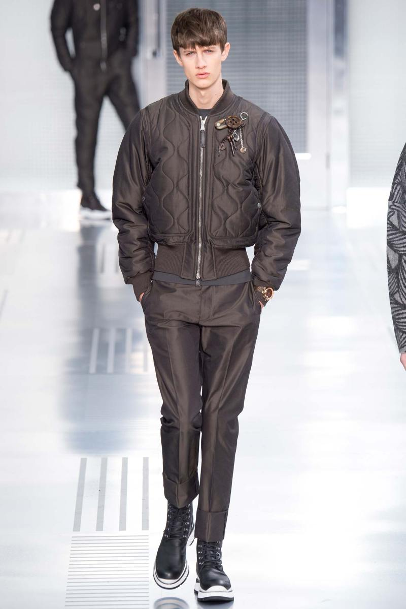 Louis Vuitton Menswear FW 2015 Paris (16)