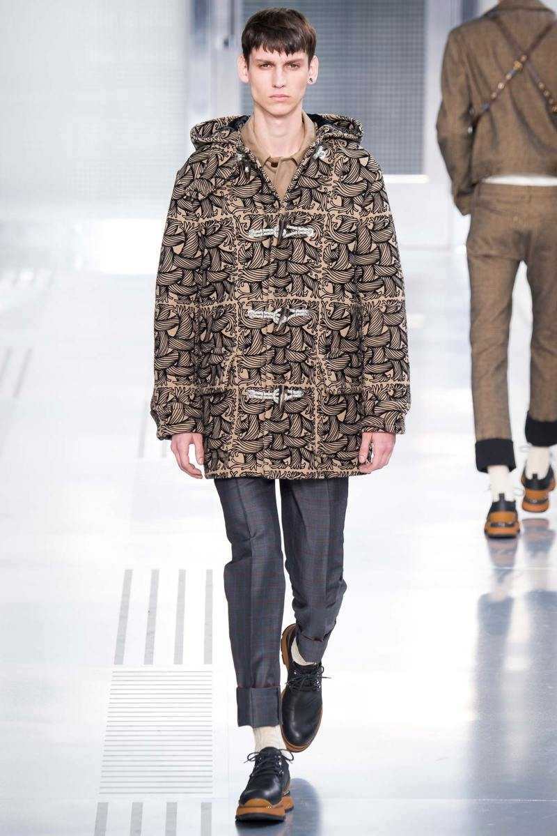 Louis Vuitton Menswear FW 2015 Paris (27)