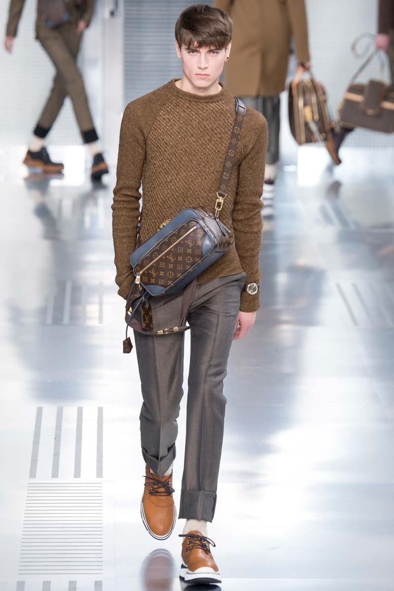 Louis Vuitton Menswear FW 2015 Paris (29)
