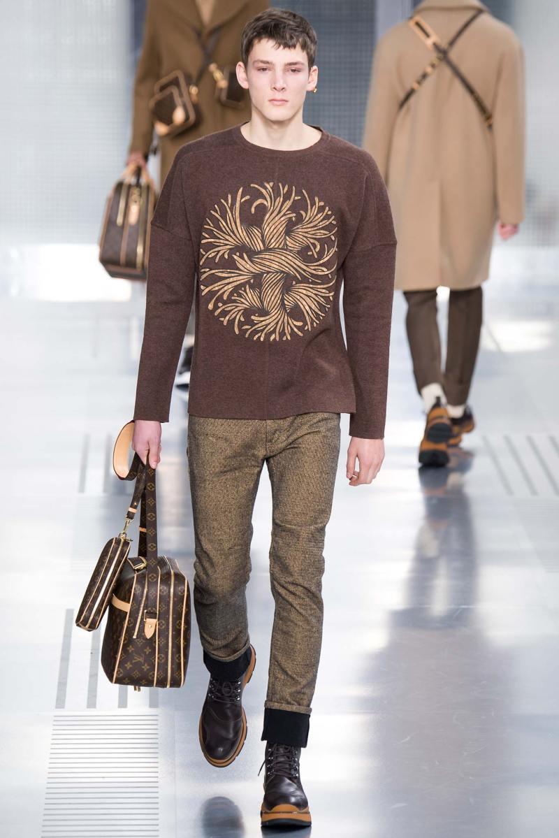 Louis Vuitton Menswear FW 2015 Paris (31)