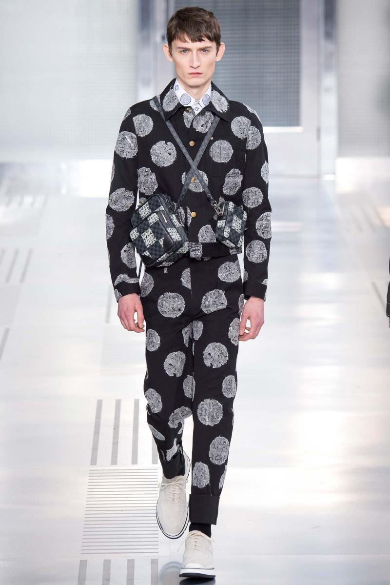 Louis Vuitton Menswear FW 2015 Paris (8)