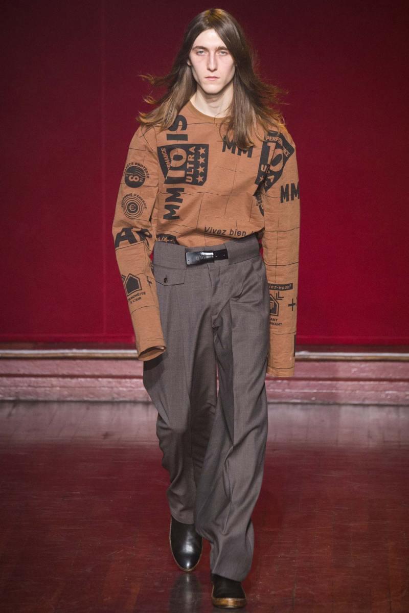Maison Martin Margiela Menswear FW 2015 Paris (11)