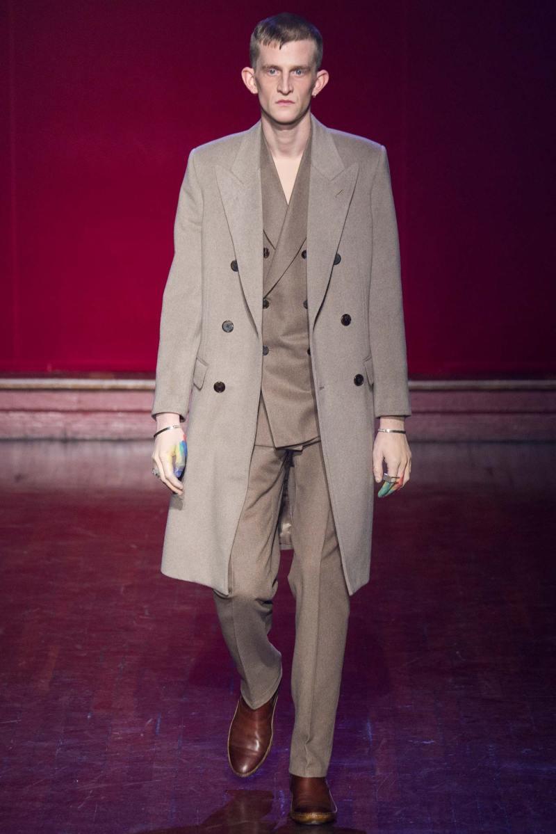 Maison Martin Margiela Menswear FW 2015 Paris (25)