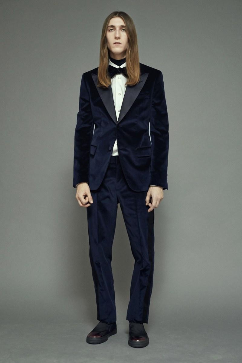 Marc Jacobs Menswear FW 2015 Milan