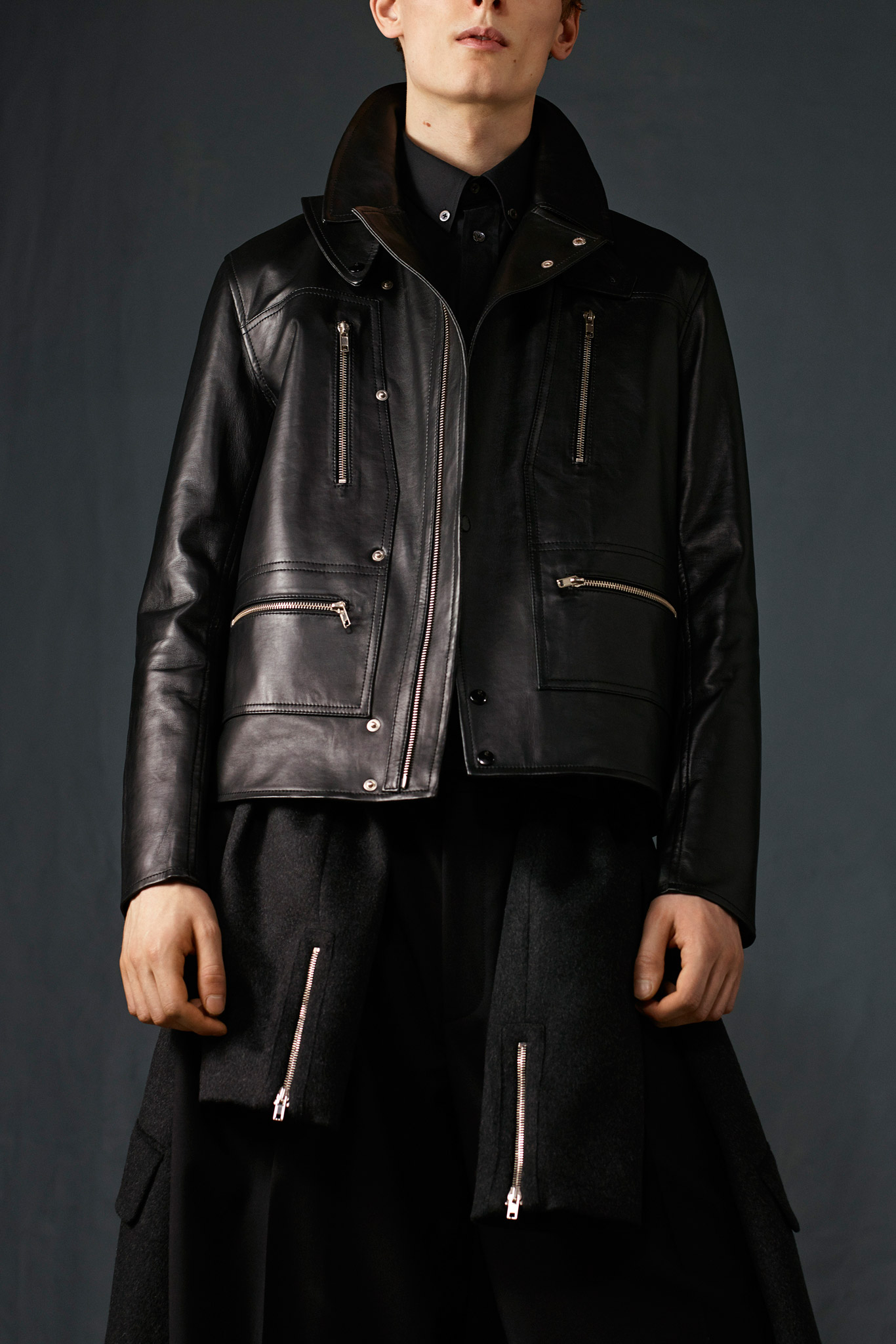 McQ Alexander McQueen Menswear FW 2015