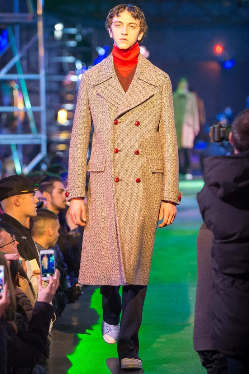 Raf Simons Menswear FW 2015 Paris (22)