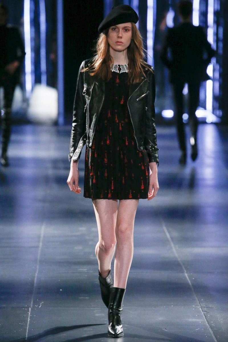Saint Laurent Menswear FW 2015 Paris (13)