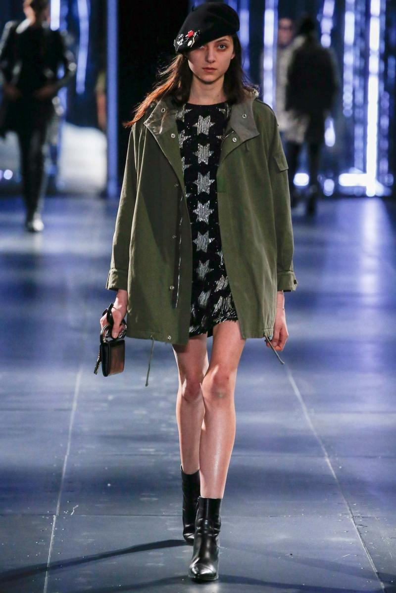 Saint Laurent Menswear FW 2015 Paris (23)