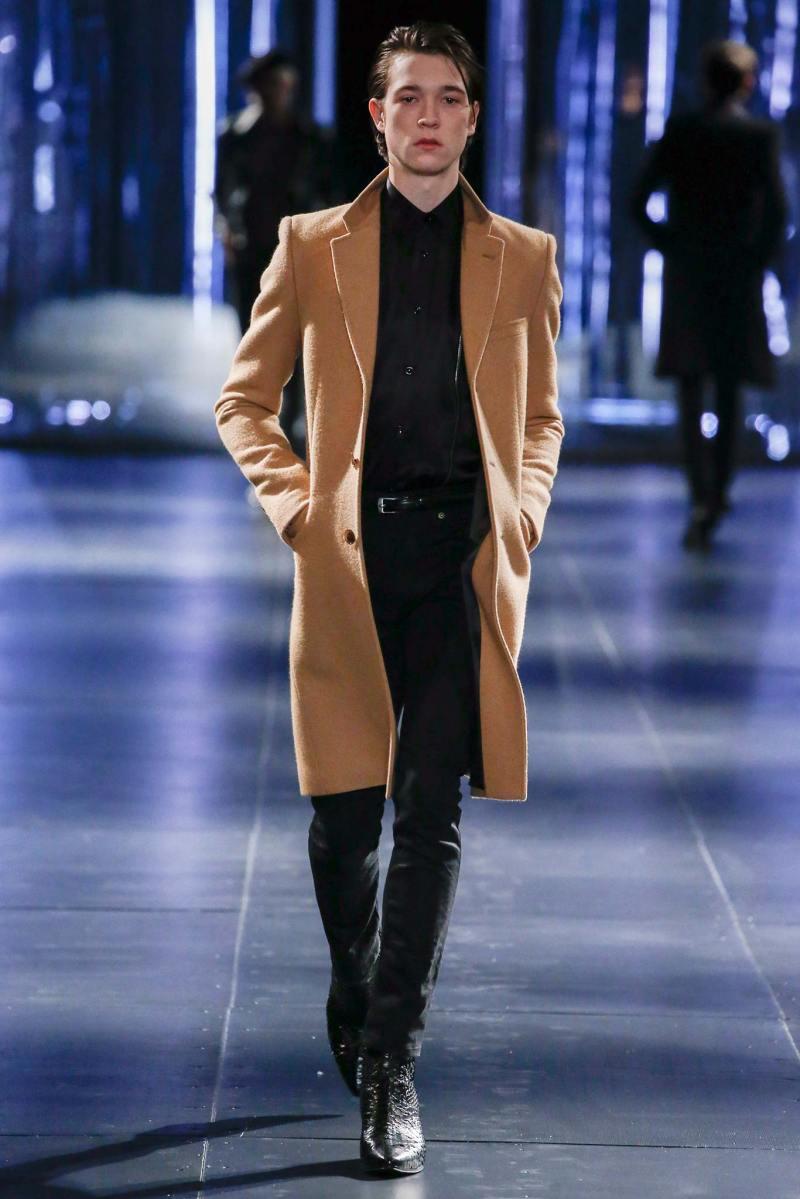 Saint Laurent Menswear FW 2015 Paris (27)