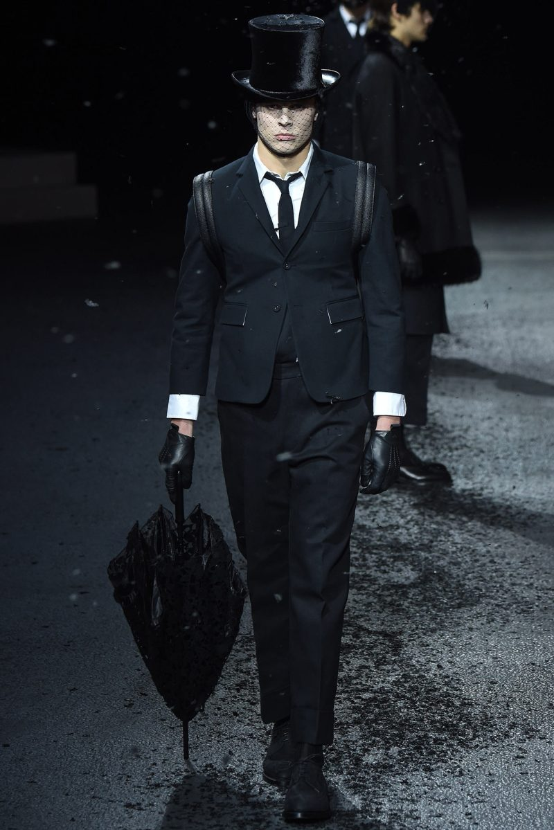 Thom Browne Menswear FW 2015 Paris (11)