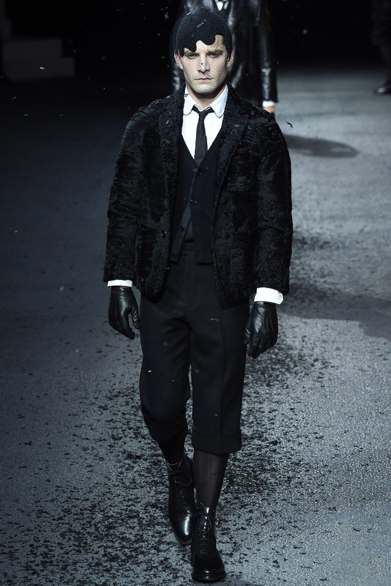 Thom Browne Menswear FW 2015 Paris (15)
