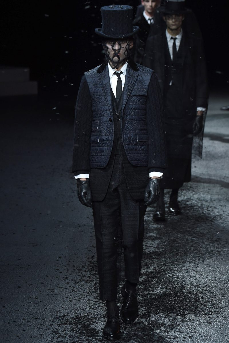 Thom Browne Menswear FW 2015 Paris (28)