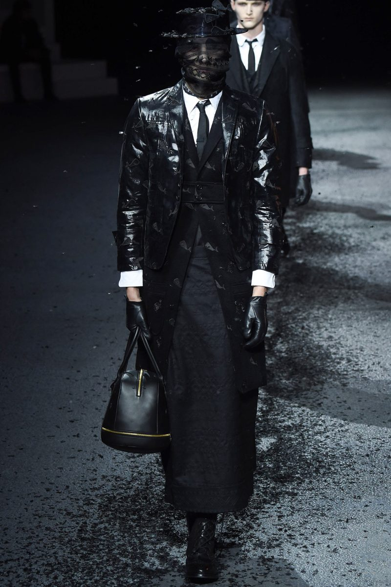 Thom Browne Menswear FW 2015 Paris (35)