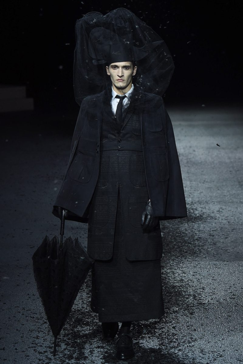 Thom Browne Menswear FW 2015 Paris (42)