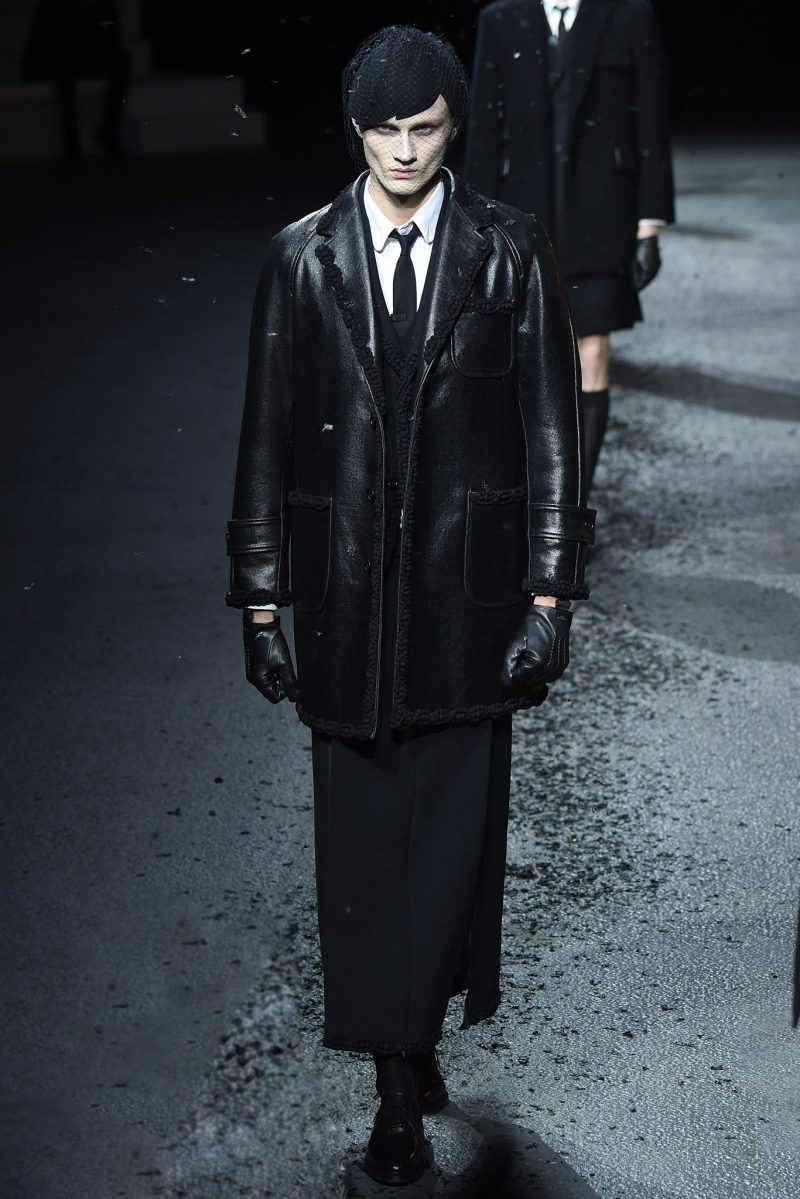 Thom Browne Menswear FW 2015 Paris (8)
