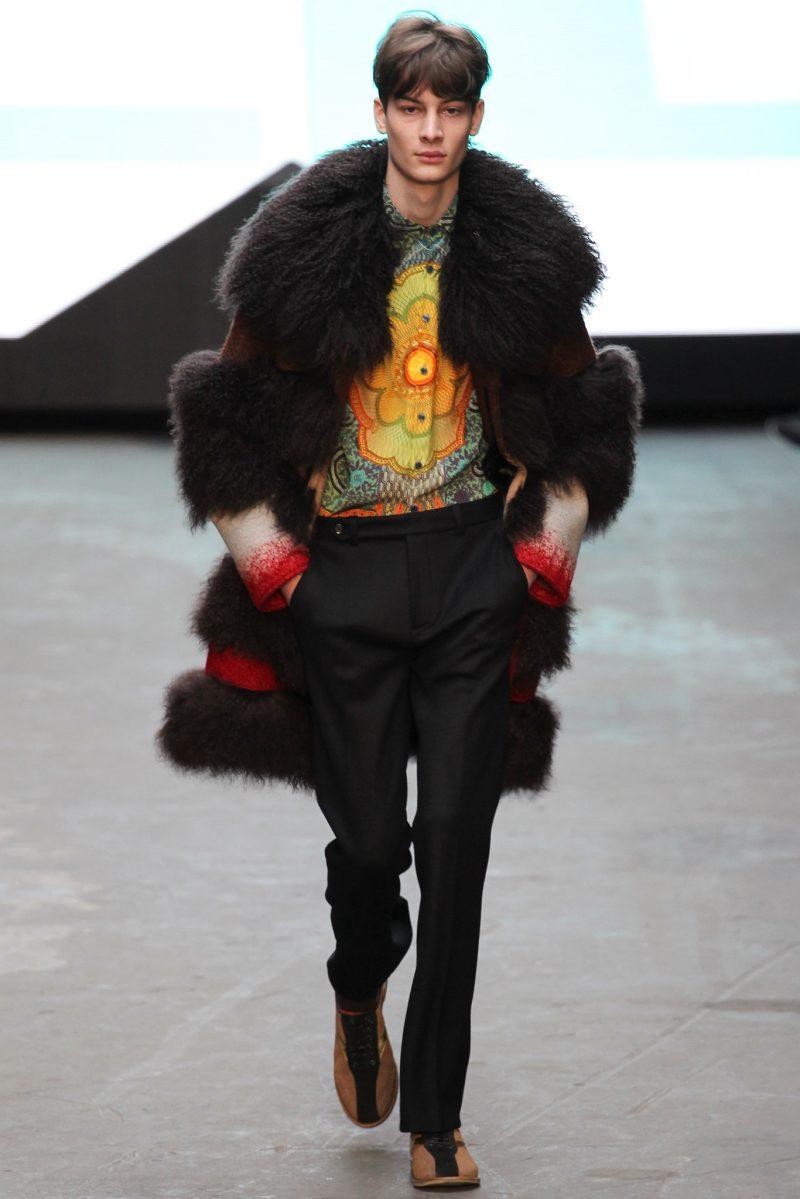 Topman Design Menswear FW 2015