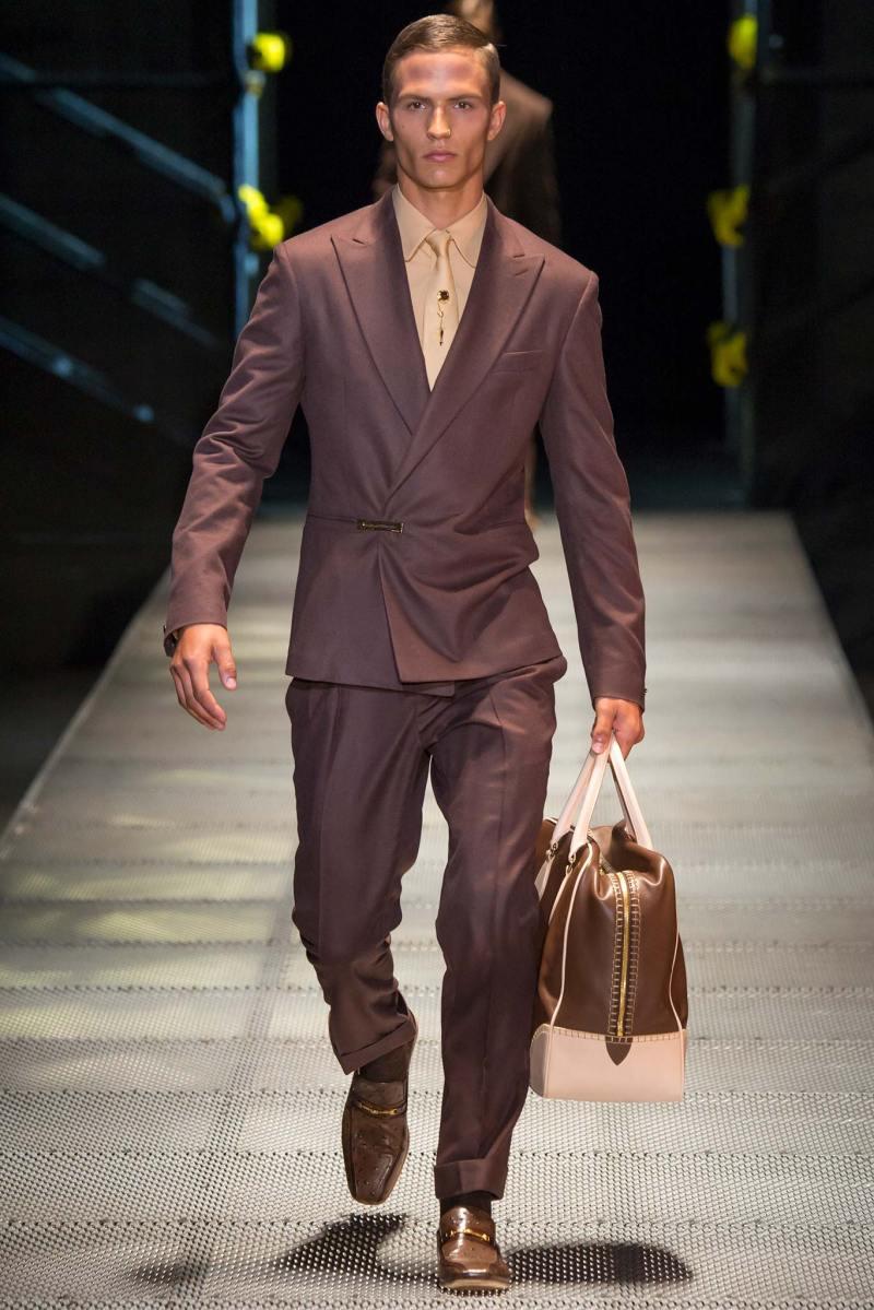 Versace Menswear FW 2015 Milan (1)