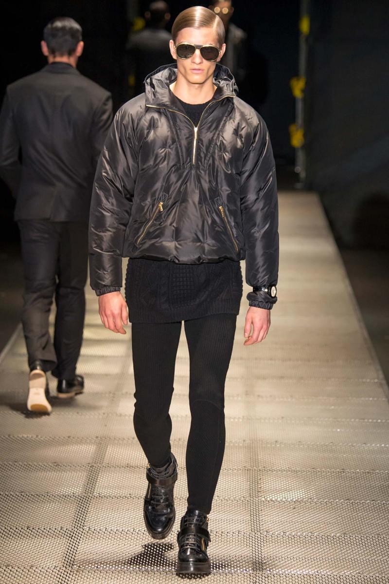Versace Menswear FW 2015 Milan (10)