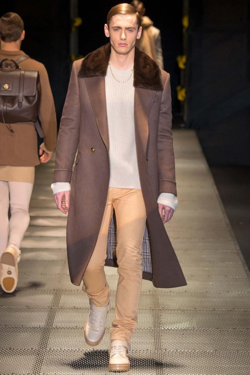 Versace Menswear FW 2015 Milan (24)