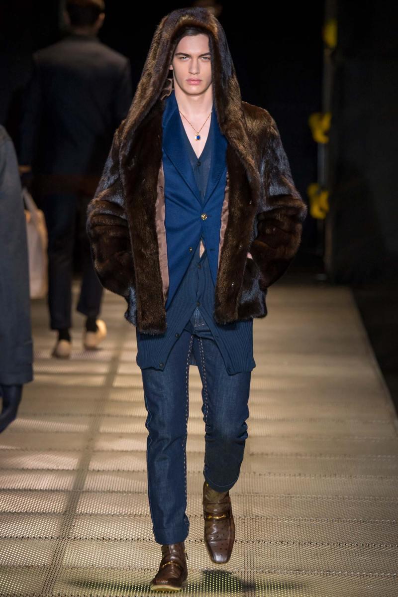 Versace Menswear FW 2015 Milan (33)